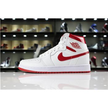 Air Jordan 1 Retro High OG Metallic Red White/Varsity Red 555088-103