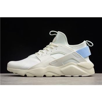 Nike Air Huarache Run Ultra White/Light Blue 847568-103