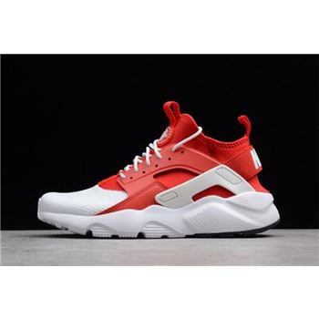 Nike Air Huarache Run Ultra White/Red-White 847568-116