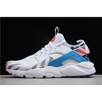 Parra x Nike Air Huarache Run Ultra White/Multi-Color 847568-100