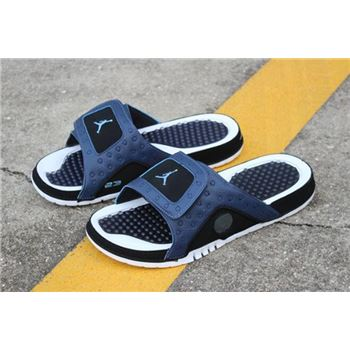 New Air Jordan Hydro 13 Retro Sandals Midnight Navy/University Blue-Black 684915-400